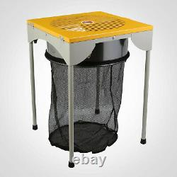 18 Quick Trim Hydroponic Grow Room Powered Leaf Bud Table Trimmer