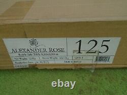 Alexander Rose Garden Furniture Roble Side Table