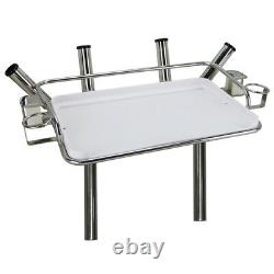 Bait Board With Rod Holders, Boat Filleting Table, Marine Tackle Centre