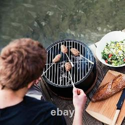 BergHOFF Portable Coal Table BBQ, BLACK (also in white See my ebay shop)