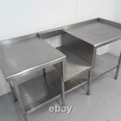 Commercial Stainless Steel Table Stand Work Bench Shelf