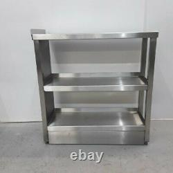 Commercial Table Stand Stainless Steel Work Bench Prep Shelf