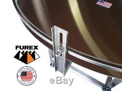 Furex 48 Dia. Stainless Steel Accumulating Rotary Table