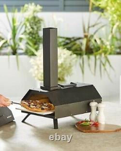 Gardenline Stainless Steel Table Top Pizza Oven Outdoor FAST & FREE DELIVERY