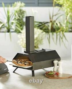 Gardenline Stainless Steel Table Top Pizza Oven Outdoor (like Ooni)Free Delivery