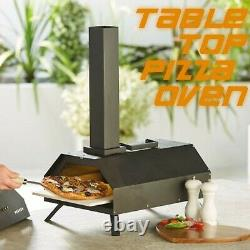Gardenline Table-Top Pizza Oven Portable Brand New Like Ooni