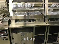 HCW3 Stile Chicken Display, Speed Pack Table, Bun Warmer (Holding cabinet)