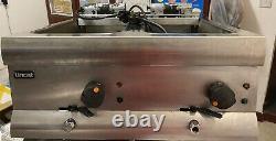 Lincat DF66 Silverlink 600 twin Tank Fryer 3kw electric table top fryer, 2x13amp
