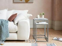 Loaf Dusty Nesting Side Tables