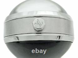 Louis Vuitton Table World Time Clock Globe Escale Timezone Q5Q000 Gray WithBox
