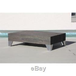 Mobili Fiver, Coffee table, Evolution 90, Glossy White