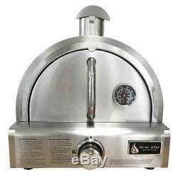 Mont Alpi Table Top Gas Pizza Oven PO37