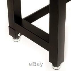 Seville Garage Workbench Stainless Steel Top Shed Workshop Table