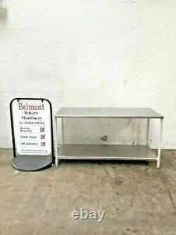 Stainless Steel Table BAKERY EQUIPMENT T8