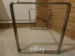 Stainless Steel Table Legs Table Base Industrial Modern