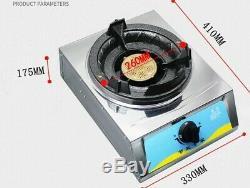 Table Chinese Burner Wok LPG Gas Burner catering Burner Super High Power 17kw