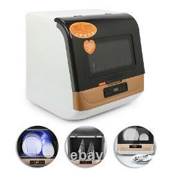 Table Dishwasher Small Mini Dishwashing Machine Programme Settings 5L