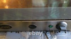 Unox 1 Door Oven XF090P, Stainless Steel Bread Pastry oven Table top Combi Oven