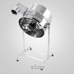 VEVOR Hydroponics Electric Table Top Trimming 18 Cut Trimmer Machine 3 Speed