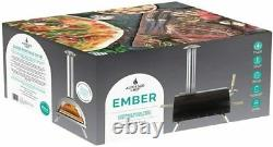 Wood Fired Pizza Oven, Top Quality, Portable, Table Top, Outdoor Oven